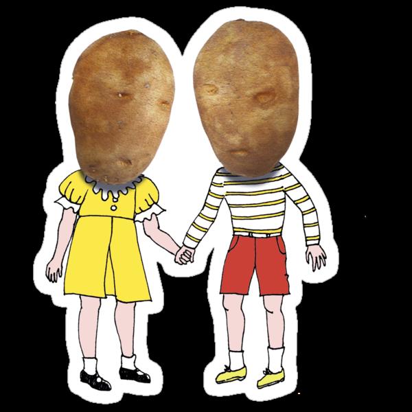 small potatoes by SusanSanford