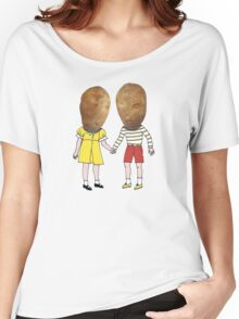 small potatoes Women's Relaxed Fit T-Shirt