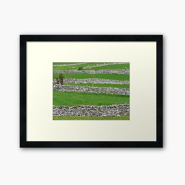 Yorkshire Glory  Framed Art Print