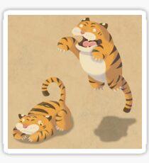 Tiger, Tiger Sticker