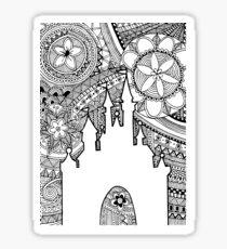 Castle Sticker