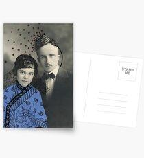 Wedding with Pollen Postcards