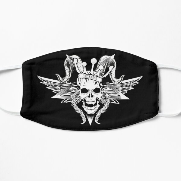 Masque - KING skull Masque sans plis