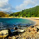 Camasnacroise Loch Linnhe by Chris Thaxter