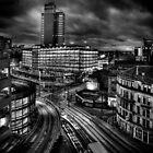 Manchester Shudehill by Justin Fletcher
