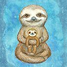 My Slothy Sloth by Katherine Appleby