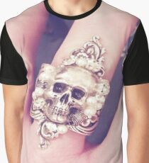 main tete de mort Graphic T-Shirt
