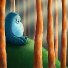 Monster in the Woods by Katherine Appleby