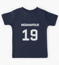 Indianapolis Football (I) Kids Tee
