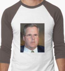 The Brotherman Bush, da da da da da Men's Baseball ¾ T-Shirt
