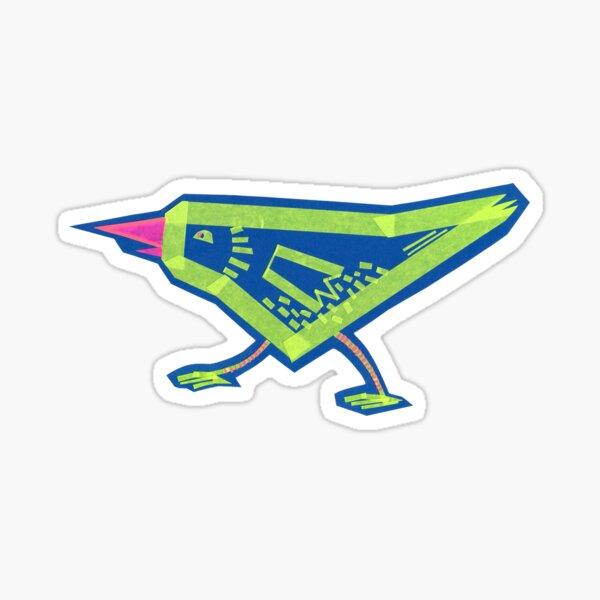 Tapeart Vogel Sticker