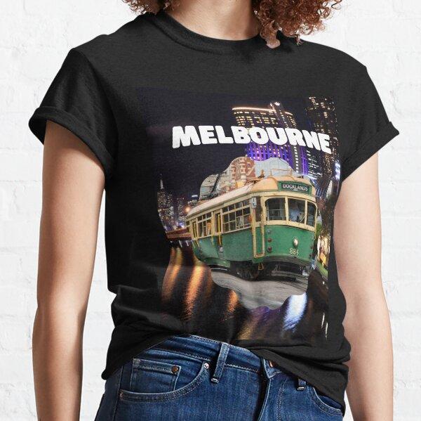 Melbourne Photography Print Classic T-Shirt