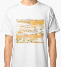 Arrows Fly In An Orange Sky Classic T-Shirt