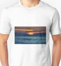 Just Another Pescadero Sunset T-Shirt