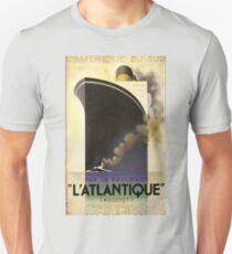 Vintage poster - L'Atlantique T-Shirt