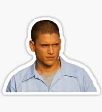 Michael Scofield Sticker