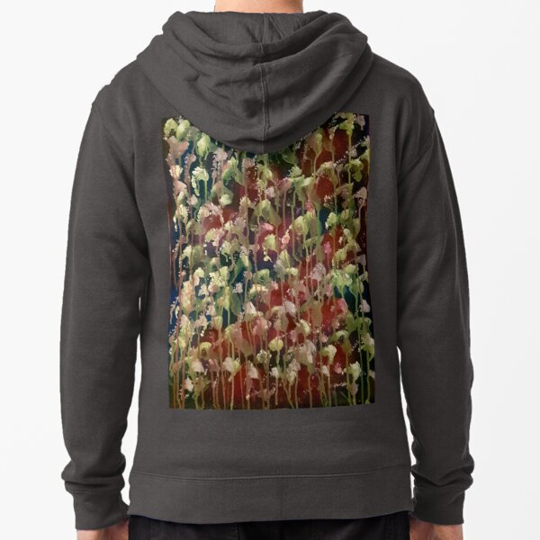 Like the gardener, like the garden. Zipped Hoodie