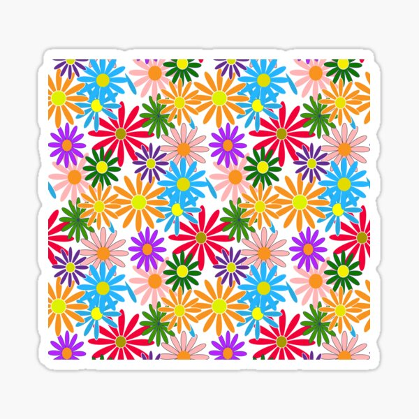 Fleur de Takashi Murakami Sticker