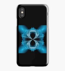 Walk With Me Info Infinity iPhone Case