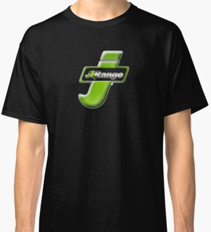 Scooter T-shirts Art: J Range scooter design Classic T-Shirt
