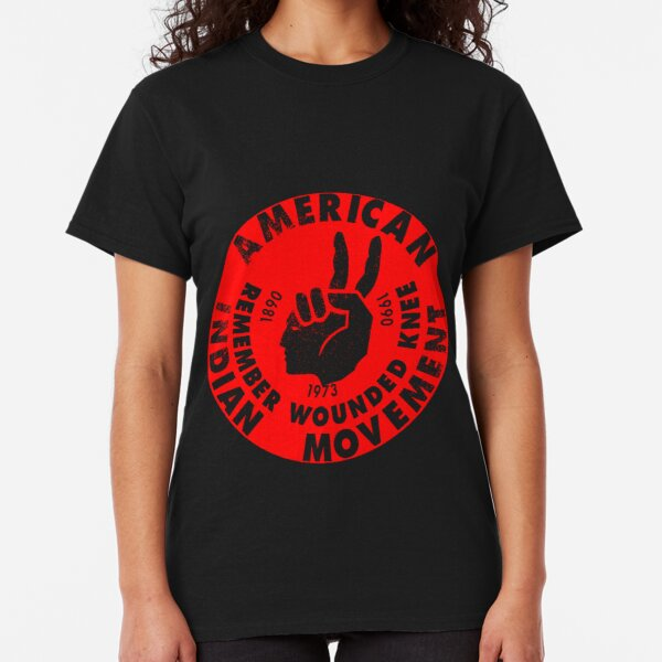 AIM (American Indian Movement) Classic T-Shirt