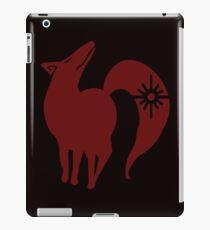 Fox's Sin of Greed iPad Case/Skin