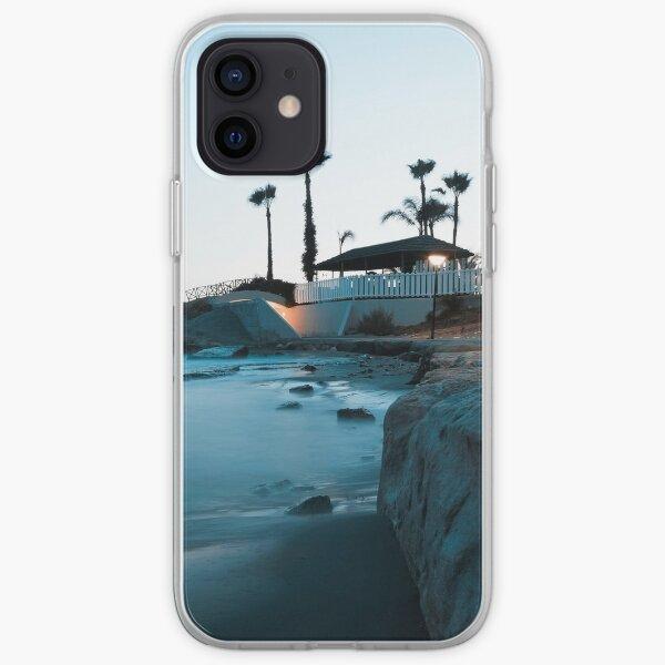 Silent beauty - Limassol iPhone Soft Case