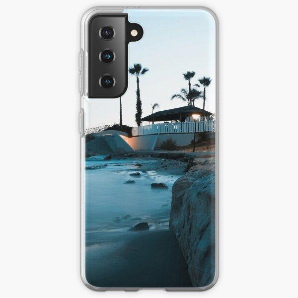 Silent beauty - Limassol Samsung Galaxy Soft Case
