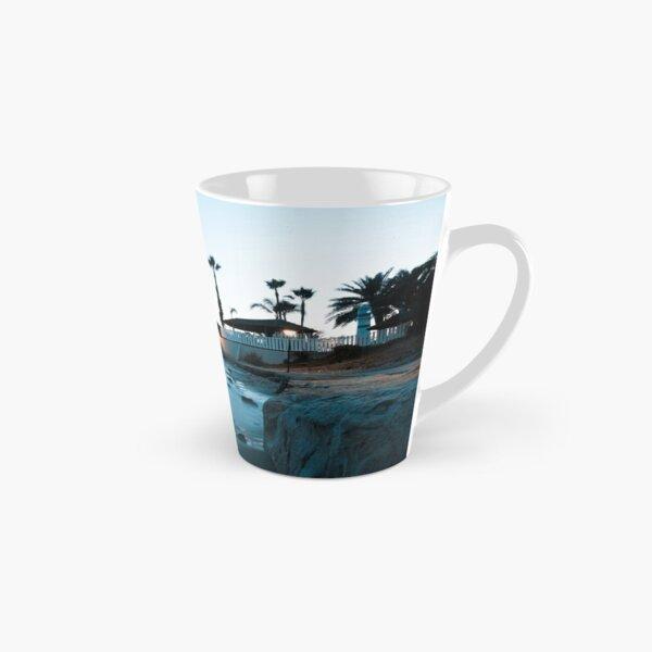 Silent beauty - Limassol Tall Mug
