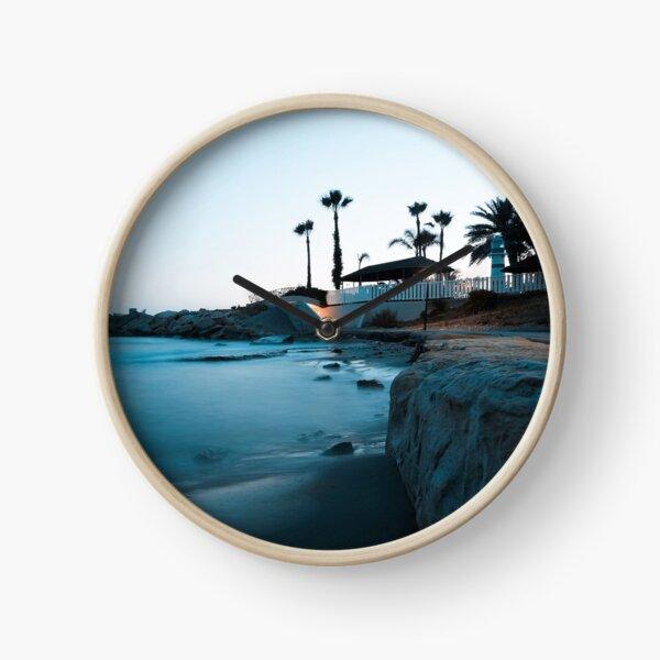 Silent beauty - Limassol Clock