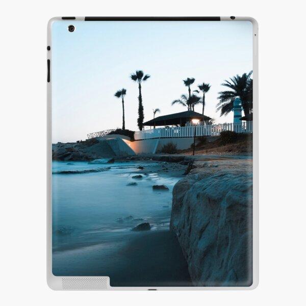 Silent beauty - Limassol iPad Skin