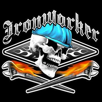 Ironworker Skull 1.0 by sdesiata