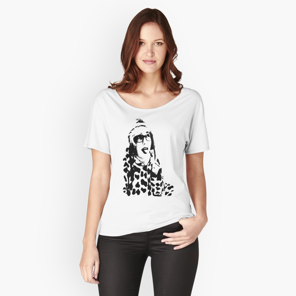 Moo Relaxed Fit T-Shirt