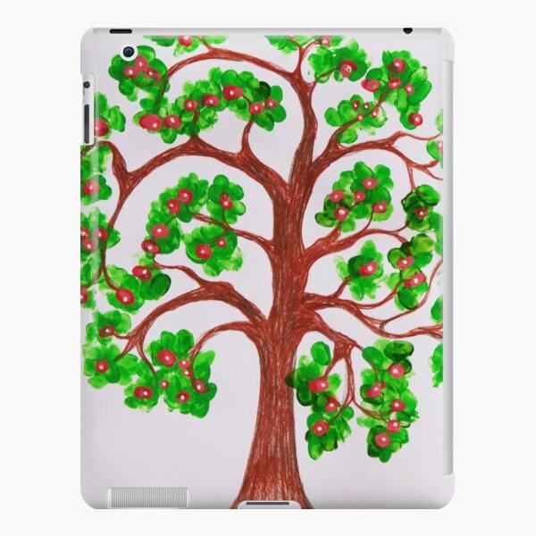 HHPS Art Show, Class KC, Watercolour: Blooming Blossoms iPad Snap Case
