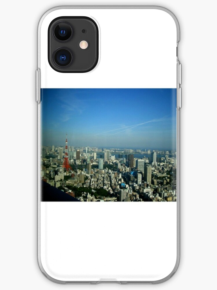 The Unknown Hills in Kamakura iPhone 11 case