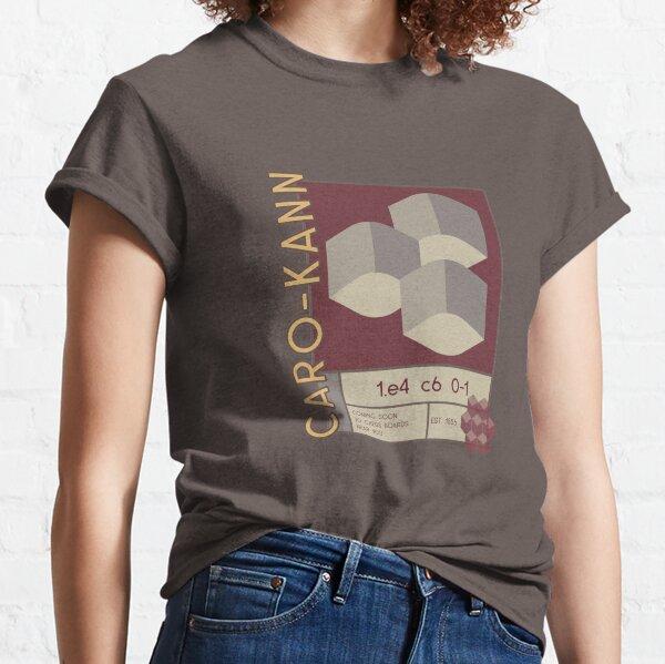 Chess Caro-Kann Classic T-Shirt