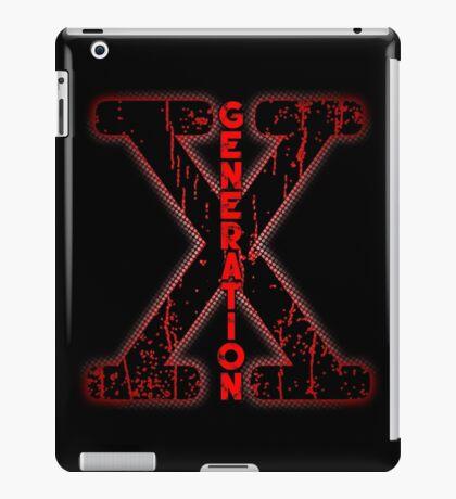 Generation X iPad Case/Skin