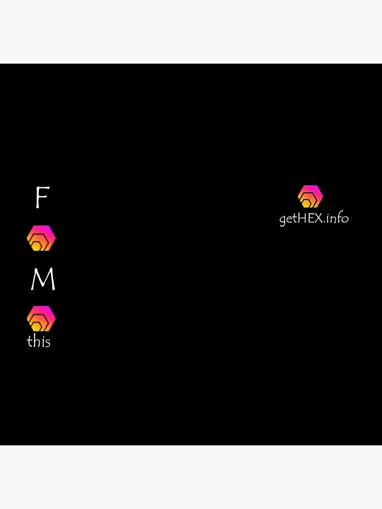 FOMO HEX by FOMO-Pants
