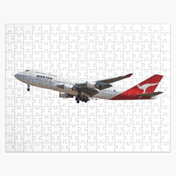 Qantas Boeing 747  Jigsaw Puzzle