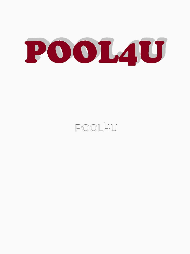 Pool4u Merchandise by POOL4U