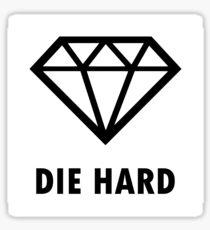 Die Hard Sticker