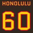 Hawaii Retro Football (I) by ndaqb