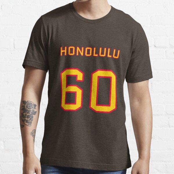 Hawaii Retro Football (I) Essential T-Shirt
