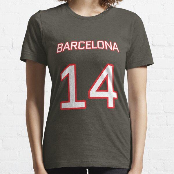 Barcelona Retro Football (I) Essential T-Shirt