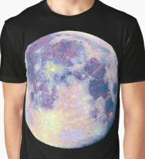 Moon Graphic T-Shirt