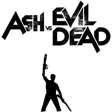 Ash vs Evil Dead - Title and Character by Yithian