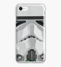 White Trooper Clone iPhone Case/Skin