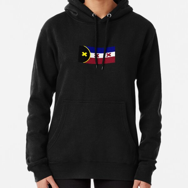 L'Manberg Dream SMP Flag Pullover Hoodie