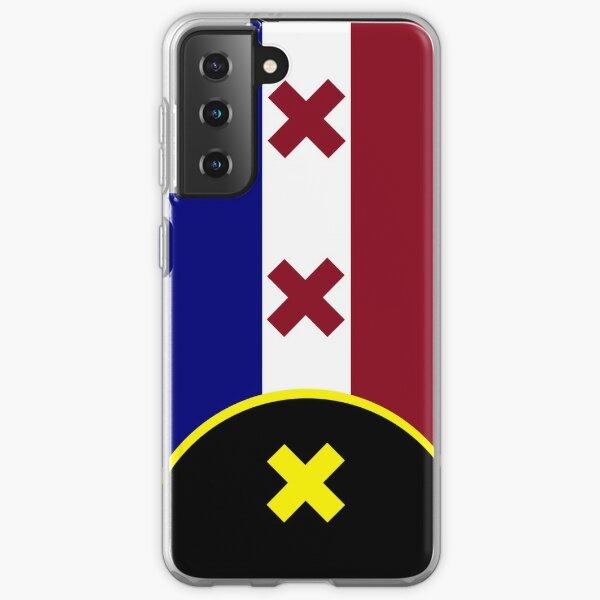 L'Manberg Dream SMP Flag Samsung Galaxy Soft Case