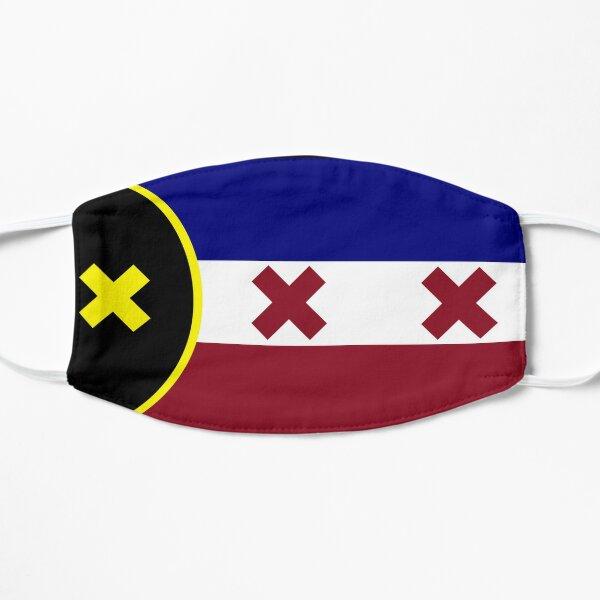 L'Manberg Dream SMP Flag Flat Mask